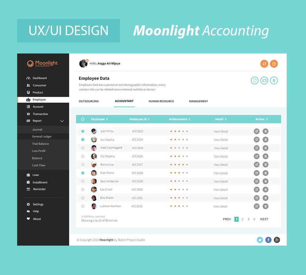 Moonlight Accounting